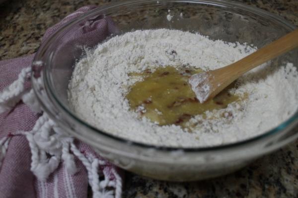 Banana Bread Dough