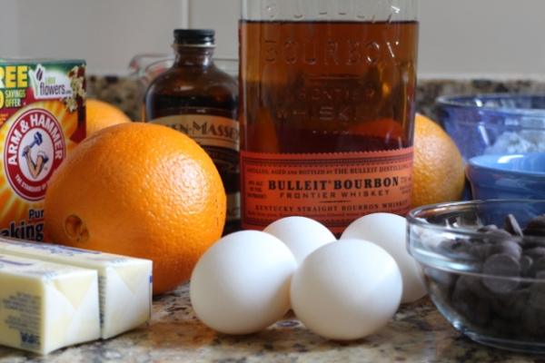 The Old Fashioned Cupcake Ingredients