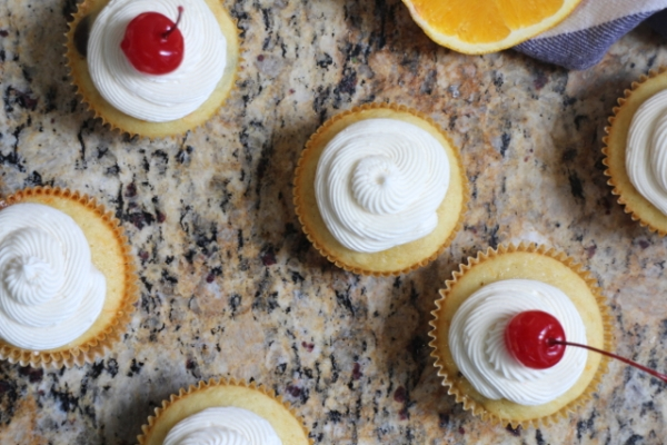 Old Fashioned Cupcakes