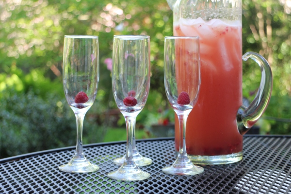 The Backyard Spritzer