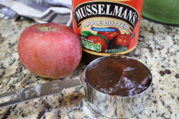 Apple Butter Bundt with Cider Caramel Glaze